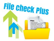 Find out more about our file check plus service